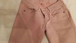 Pantalón Rosa. Talla 32