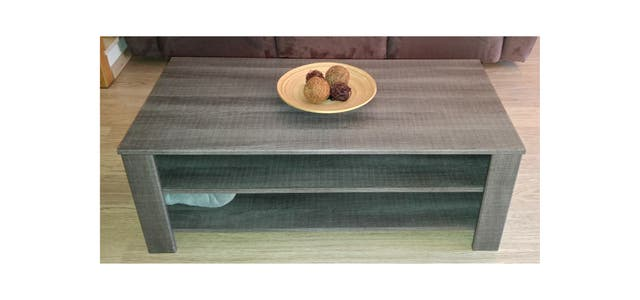 Conjunto completo comedor + mesas