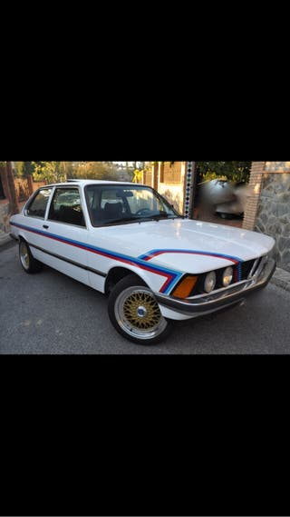 BMW E 21 320 coupe 1975 automático M