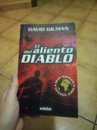 Libro El aliento del diablo
