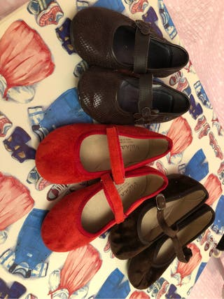 Zapatos t 25