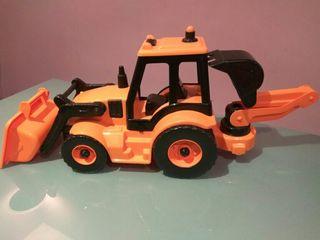 Juguete Tractor, nuevo.