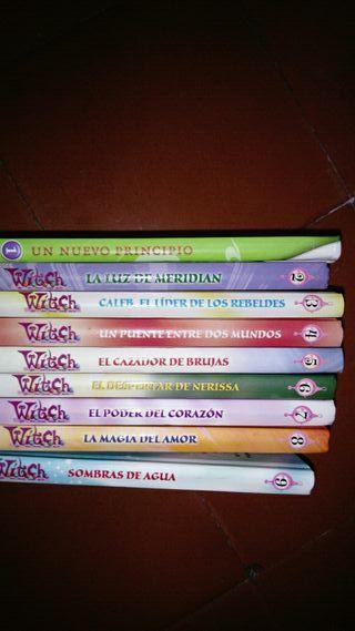 Witch. 9 volúmenes