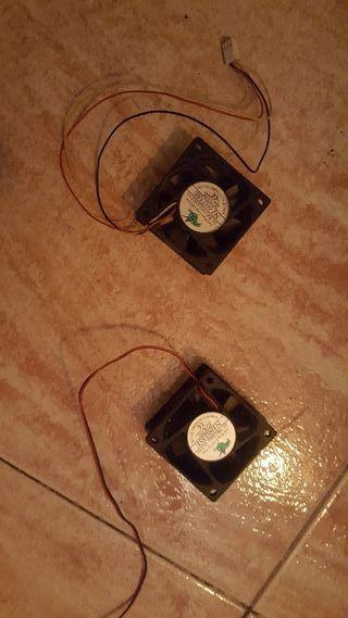 ventiladores de ordenador