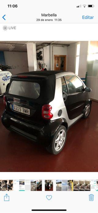 smart Cabrio 2001.