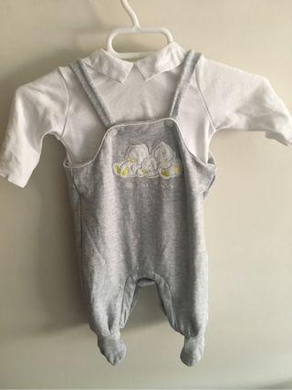 Conjunto bebé Mayoral talla 1-2 meses