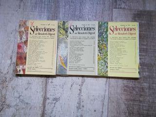 libro selecciones del Readers Digest.