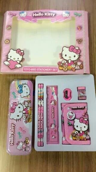 Maletín escolar Hello Kitty