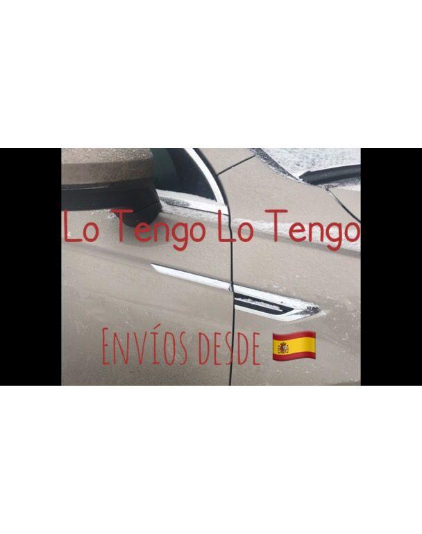Embellecedores laterales VW Tiguan MK2 4Motion