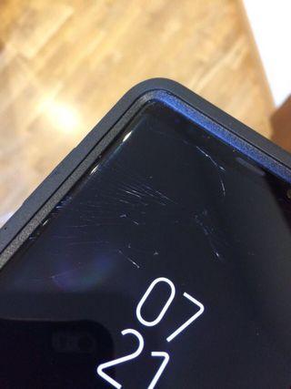 Cambiar/Reparar Cristal Samsung GALAXY NOTE 8