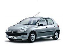 Peugeot 206 2000 - Perfecto estado