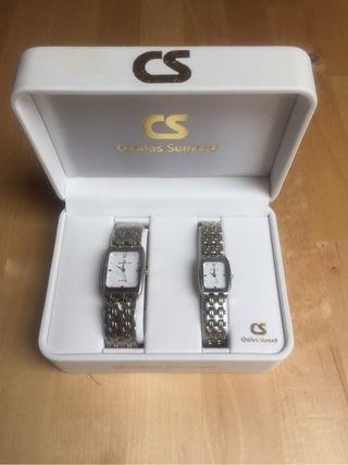 Set de relojes