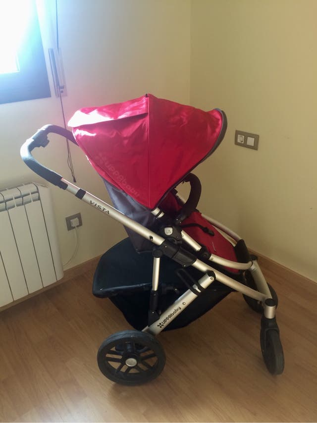 Carrito bebé Uppababy Vista 2014 de segunda mano por 330 € en La ...