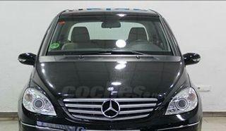 mercedes-benz Clase B 200 turbo automatico negro