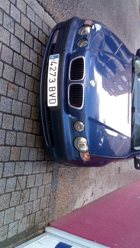 BMW 320 compact E46 150cv 2003