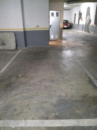 plaza garaje benaguacil