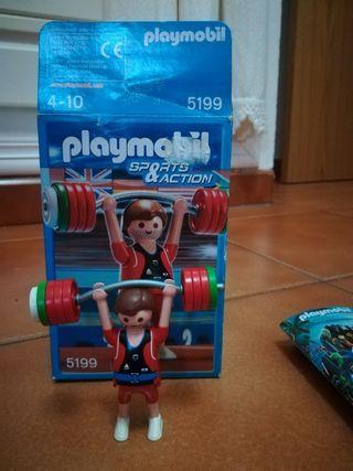 Playmobil con pesas de segunda mano por 7 en ayamonte en for Playmobil segunda mano