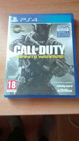 Cod: Infinite Warfare (PS4)