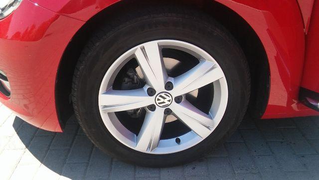 Vendo/Cambio VW Beetle Sport Cabrio 140 cv