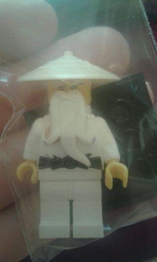 minifigura compatible lego