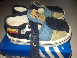 Zapatos zapatillas bebe
