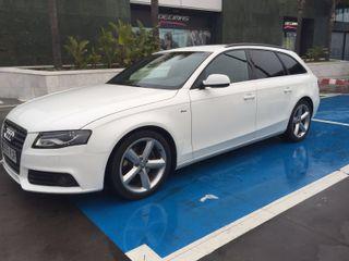 Audi A4 Avant 2.0 TDI AUTOMÁTICO SLINE