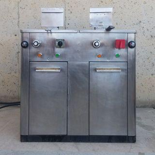 Fregidora elèctrica 2 cubetes 30 litres