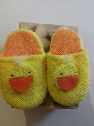 Zapatillas estar por casa bebe