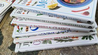 libros cocina.