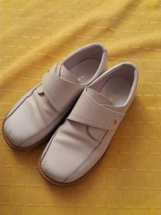 zapatos de comunión niño nr. 33