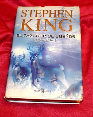 LIBRO EL CAZADOR DE SUEÑOS STEPHEN KING