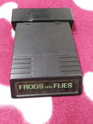 Juego Atari VCS 2600 FROGS AND FLIES