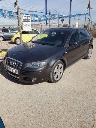 Audi A3 2.0 tdi sport back 140 cv