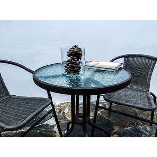 Conjunto 2 sillas y mesa Gastroset