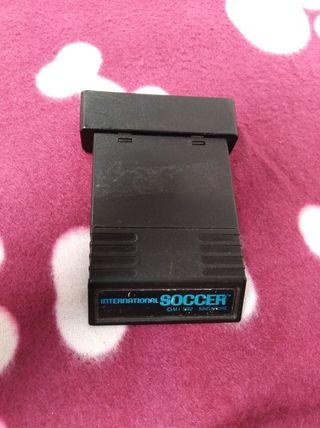 Juego Atari VCS 2600 INTERNATIONAL SOCCER