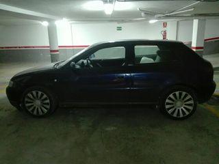 Audi A3 1.9 turbo 110cv despiece esta entero