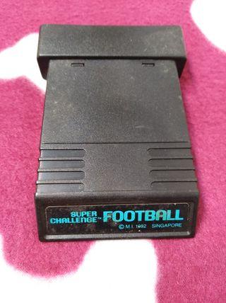 Juego Atari VCS 2600 Mattel FOOTBALL