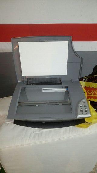 impresora escaner lexmark 1170