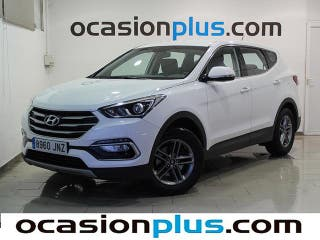 Hyundai Santa Fe 2.0 CRDI Stadt 4x2 7S 110 kW (150 CV)
