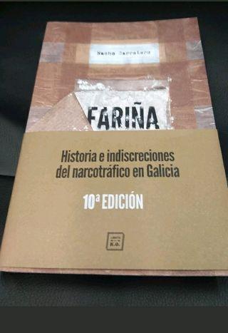 Libro FARIÑA edición secuestrada + INTERVIU última