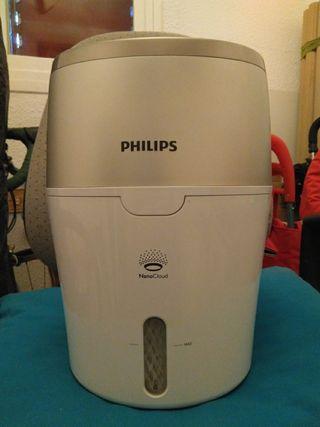 humidificador philips