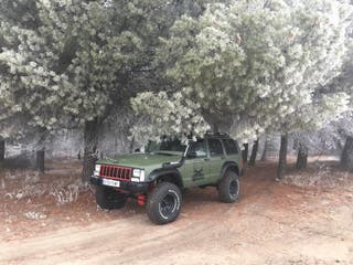 Jeep Cherokee 1992