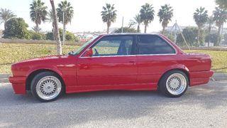 BMW Serie 3 año 87 cambiaría por todoterreno
