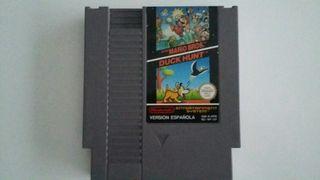 Juego Nintendo NES 2 en 1