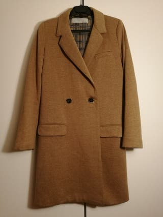 Segunda Casual Zara Abrigo De Por Mano Mujer 40 Bq7xOwaI8n fe77e2b532a9