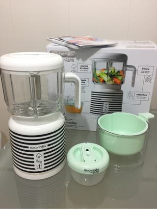 Robot cocina Suavinex nuevo