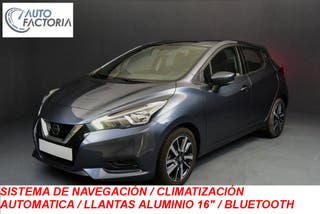 NUEVO NISSAN MICRA 5 1.5 DCI 90CV BUSINESS WINTER