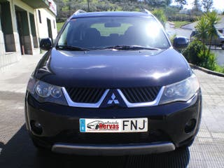 Mitsubishi Outlander 2.0 DID INTENSE 4X4