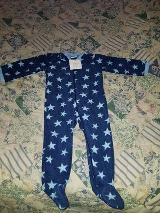 Pijama bebe 6-12meses