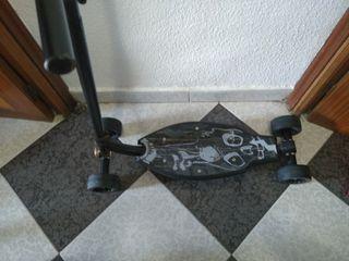 patinete de niño 4 ruedas
